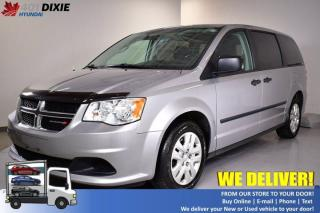Used 2016 Dodge Grand Caravan CANADA VALUE PACKAGE for sale in Mississauga, ON