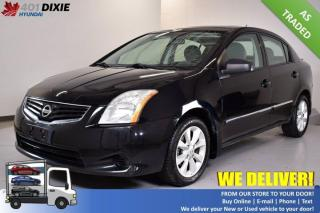 Used 2012 Nissan Sentra 2.0 S for sale in Mississauga, ON