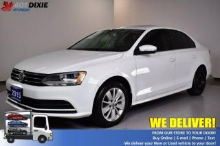 Used 2015 Volkswagen Jetta Sedan Trendline for sale in Mississauga, ON