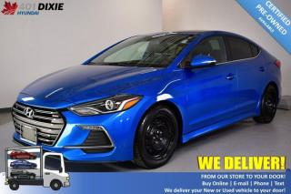 Used 2017 Hyundai Elantra Sport for sale in Mississauga, ON
