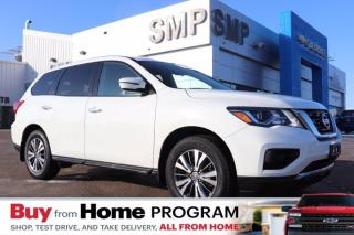 Used 2019 Nissan Pathfinder SV Tech - AWD, Heated Seats, Back Up Camera, 7 Passenger for sale in Saskatoon, SK