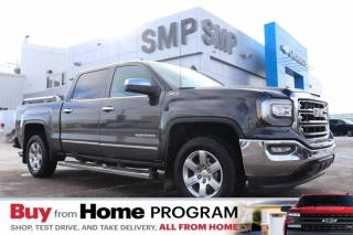 Used 2016 GMC Sierra 1500 SLT - 4X4, Z71, Remote Start, Leather, for sale in Saskatoon, SK