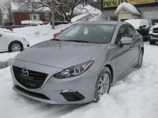 Used 2014 Mazda MAZDA3 GS-SKY AC Nav Rev Cam PL PM PW Cruise for sale in Ottawa, ON