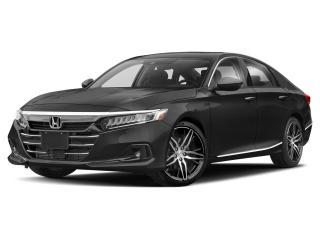 New 2021 Honda Accord 2.0 TOURING ACCORD 4 DOORS for sale in Woodstock, ON