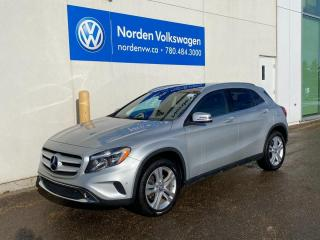 Used 2017 Mercedes-Benz GLA GLA 250 4MATIC - PANO ROOF / HTD LEATHER SEATS for sale in Edmonton, AB