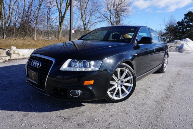 2011 Audi A6 S-LINE / STUNNING COMBO / LOCAL CAR / NAVIGATION