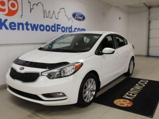 Used 2014 Kia Forte LX   Auto   One Owner Trade   Heated Seats   for sale in Edmonton, AB