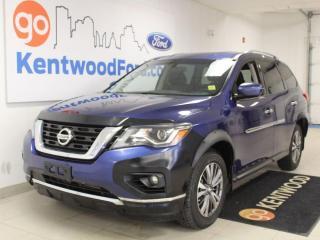 Used 2017 Nissan Pathfinder SV | AWD | Third Row | Heated Seats/Steering | 4x4 for sale in Edmonton, AB