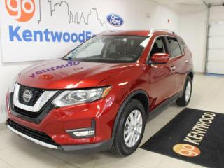 Used 2020 Nissan Rogue SV | AWD | Heated Steering/Seats | Clean Carproof for sale in Edmonton, AB