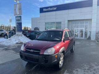 Used 2007 Hyundai Tucson GL V6/HEATEDSEATS/POWERGROUP/AC for sale in Edmonton, AB