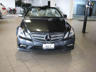 Used 2011 Mercedes-Benz E-Class E 550 for sale in Markham, ON
