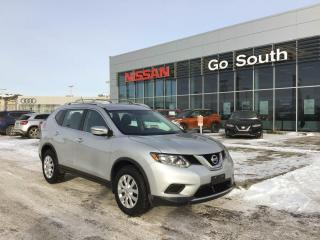 Used 2016 Nissan Rogue S, AWD, AUTO, LOW KMS for sale in Edmonton, AB