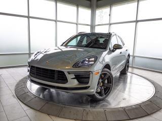 Used 2020 Porsche Macan Turbo for sale in Edmonton, AB