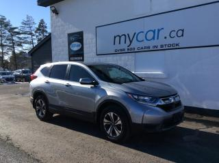Used 2019 Honda CR-V LX ALLOYS, HEATED SEAT, BACKUP CAM, BLUETOOTH!! for sale in Richmond, ON