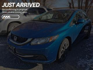 Used 2013 Honda Civic EX for sale in Cranbrook, BC