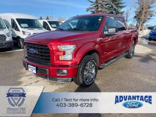 Used 2016 Ford F-150 TRAILER TOW - INTEGRATED TRAILER BRAKE for sale in Calgary, AB