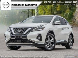 New 2021 Nissan Murano Platinum for sale in Nanaimo, BC