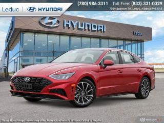 New 2021 Hyundai Sonata Luxury for sale in Leduc, AB