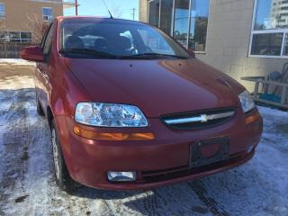 Used 2005 Chevrolet Aveo LS for sale in Waterloo, ON