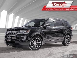 Used 2016 Ford Explorer SPORT for sale in Carleton Place, ON