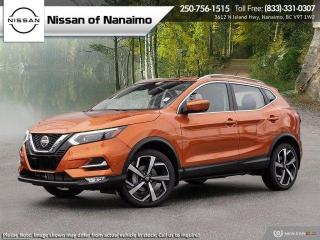 New 2020 Nissan Qashqai SL for sale in Nanaimo, BC