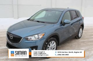 Used 2015 Mazda CX-5 GT LEATHER SUNROOF AWD for sale in Regina, SK