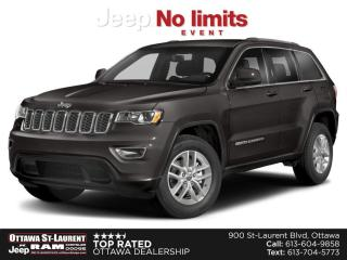New 2021 Jeep Grand Cherokee Laredo for sale in Ottawa, ON