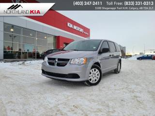 Used 2019 Dodge Grand Caravan Canada Value Package BACKUP CAMERA for sale in Calgary, AB
