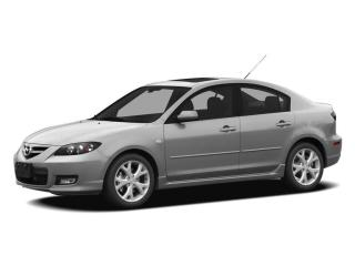 Used 2008 Mazda MAZDA3 for sale in Burnaby, BC