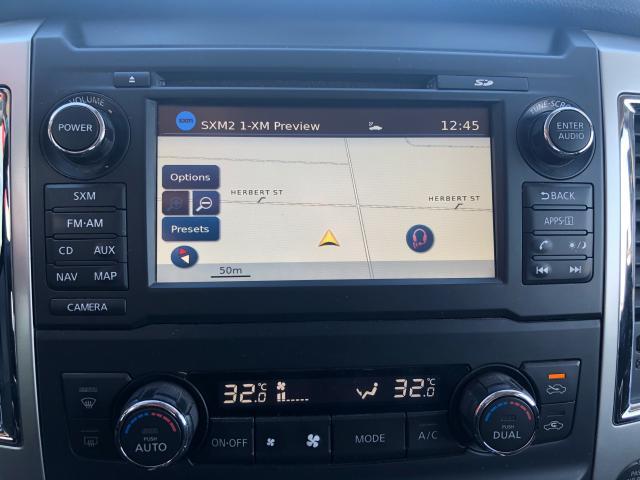 2018 Nissan Titan PRO4X LUXURY LUXURY MONOTONE