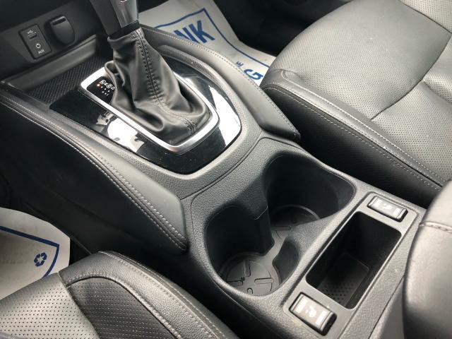 2017 Nissan Rogue FEB SL PLATINUM