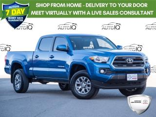 Used 2017 Toyota Tacoma SR5 Double Cab 4 Door - Local Trade - Excellent Condition for sale in Welland, ON