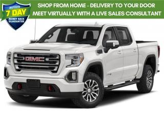 New 2021 GMC Sierra 1500 AT4 for sale in Tillsonburg, ON