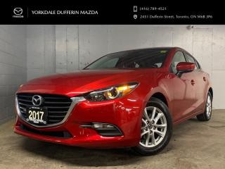 Used 2017 Mazda MAZDA3 GS at SUNROOF / REAR CAM! for sale in York, ON