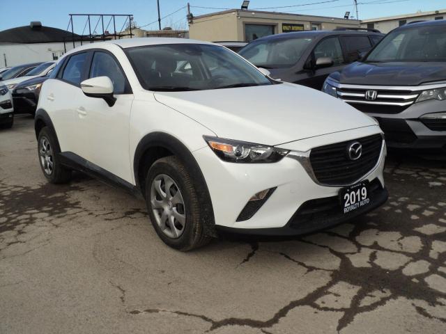 2019 Mazda CX-3 GX REARVIEW CAMERA  PUSH START