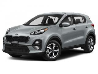 New 2021 Kia Sportage LX for sale in North York, ON