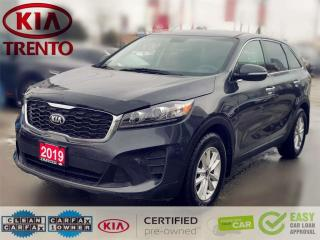 Used 2019 Kia Sorento 2.4L LX LX FWD|1owner|Heated SW & Seats|AppleCarplay|cam| for sale in North York, ON