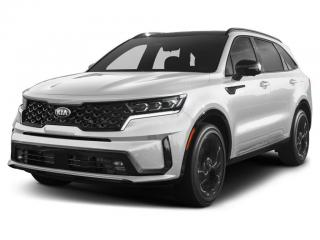 New 2021 Kia Sorento 2.5T SX w/Black Leather for sale in Milton, ON