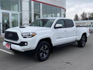 Used 2019 Toyota Tacoma SR5 V6 TRD SPORT! for sale in Cobourg, ON