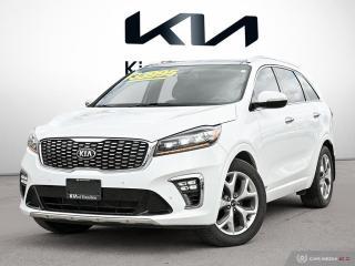 Used 2019 Kia Sorento SX for sale in Hamilton, ON
