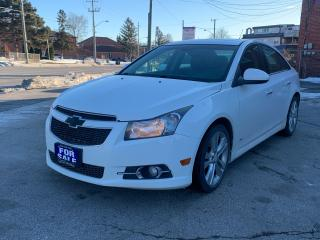 Used 2011 Chevrolet Cruze LTZ Turbo w/1SA for sale in Scarborough, ON