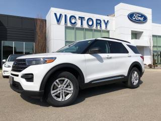 New 2021 Ford Explorer XLT for sale in Chatham, ON