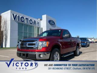 Used 2013 Ford F-150 XLT | Bluetooth for sale in Chatham, ON