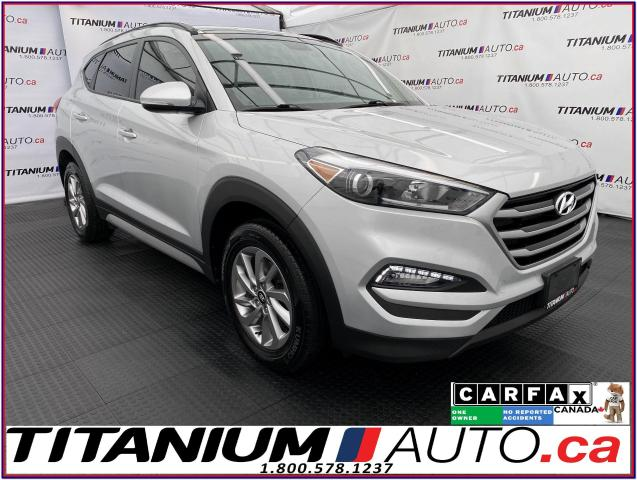 2018 Hyundai Tucson SE+AWD+Pano Roof+Leather+Blind Spot+Apple Play+XM