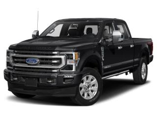 New 2021 Ford F-250 Platinum for sale in Tilbury, ON