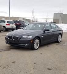 Used 2011 BMW 5 Series 535i xDrive I $0 DOWN - EVERYONE APPROVED!! for sale in Calgary, AB