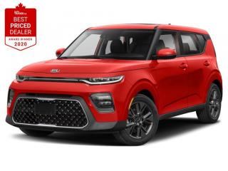 New 2021 Kia Soul EX+ for sale in Chatham, ON