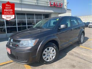 Used 2016 Dodge Journey CVP/SE Plus Canada Value Pkg for sale in Chatham, ON