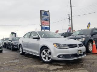Used 2011 Volkswagen Jetta No accidents | Low Km | Manual |Highline|Certified for sale in Brampton, ON