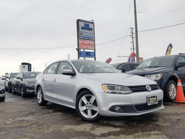 2011 Volkswagen Jetta No accidents | Low Km | Manual |Highline|Certified